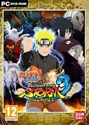 Amazon.com: Naruto Shippuden: Ultimate Ninja Storm - 3 Full ...