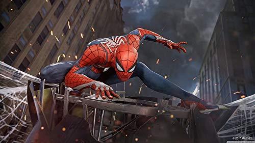 Poster Web Spider Man Spider Man 8 Videogiochi Supereroe finitura opaca, 30,5 x 45,7 cm, multicolore
