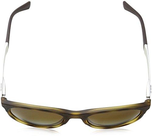 Armani sunglasses for men and women Armani EA4084 Sunglasses 5089T5-56 – Matte Dark Havana Frame, Polar Brown Gradient
