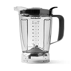 Nutribullet Blender 64 oz pitcher, model no. ANBFP64