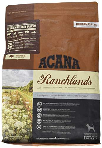 2 KG Acana regionals ranchlands dog hondenvoer