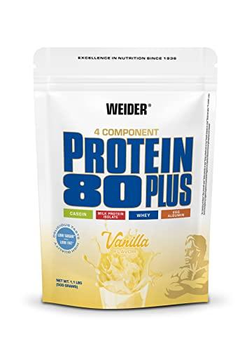 Weider Weider, 80 Plus Protein, Vanille Bild