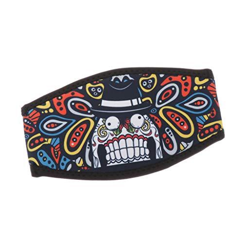 CUTICATE Neopren Maskenband Maskenschutz Maskenschutzband - Zähne
