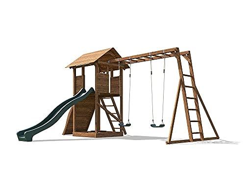 Maxifort frontier climbing frame