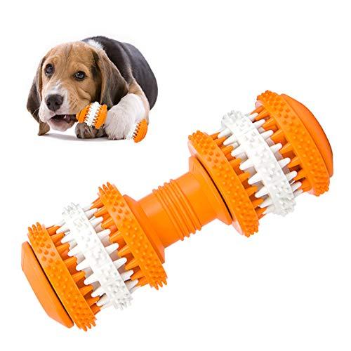 HORYDIA Hundespielzeug Unzerstörbar Kauspielzeug Hund Interaktives Spielzeug für Hund Robustes Hundespielzeug Stock aus Naturkautschuk für Kleine Hunde und Große Hunde Zähne Reinigen.