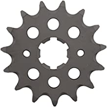 Supersprox CST-569-15-1 Front Sprocket For Kawasaki 250 KX 82 83 84 85 86 87 88 89 90 91 92 93 94 95 96 97 98 99 00 01 02 03 04 05 06 07, KXF 250 Tecate 4 87 88
