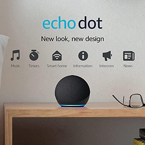 Echo Dot (4th Gen, 2020 release)...