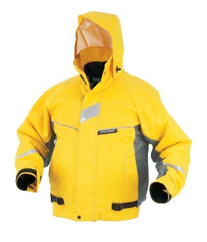 Stearns Boating Flotation Jacket, Large, Yellow