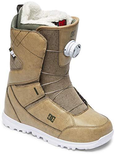 DC Search BOA Snowboard Boots Incense Womens Sz 10