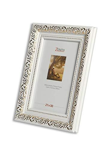 Victor, Cornice anticata'Rubens', dimensioni dei listelli: 30 x 20 mm, vero vetro, in stile barocco, in diverse dimensioni e colori