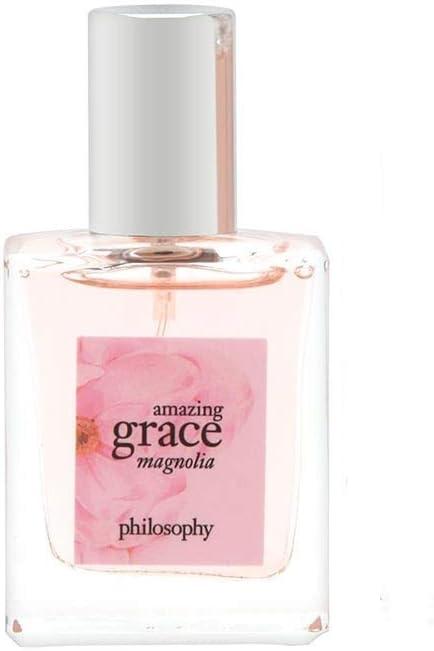 philosophy amazing grace magnolia eau de toilette, 0.5 oz