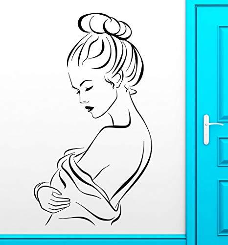 Tianpengyuanshuai muurstickers, vinyl, voor de badkamer