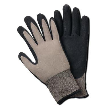 Magid BE337T Bella Men's Comfort Flex Coated Garden Glove, Medium/Large