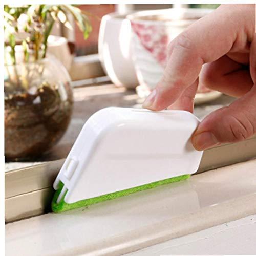 Case Cover Fenster Staub Reinigungsbürste, Glasreiniger, Handnaht, Schmutzig Bodenschieber, Kunststoff Schwamm Staubbürste
