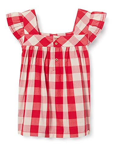 Tuc Tuc Dziewczęca Blusa Popelín Detox Time bluzka, czerwony, 5 Lata