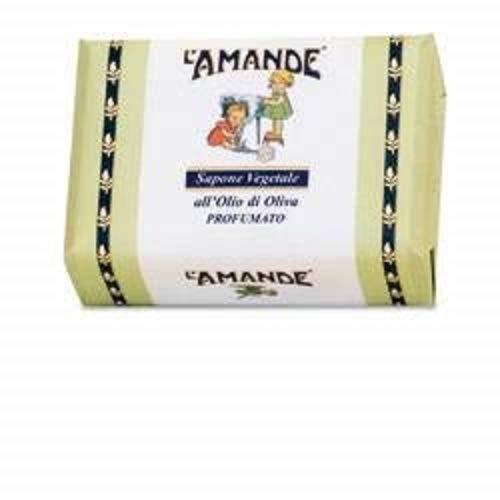 L'Amande zeep Vegetal olie, olijf, 200 gram