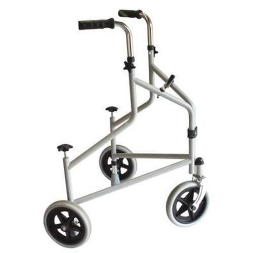 Days - Andador de 3 ruedas para adultos (frenos a presión)