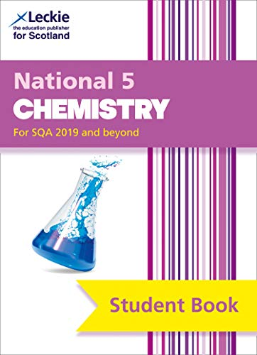 National 5 Chemistry: Comprehensive textbook for the CfE (Leckie Student...