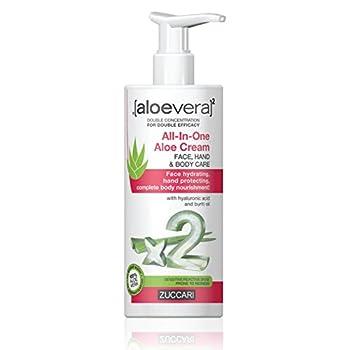 aloevera2 crème aloe universelle visage mains corps 300 ml