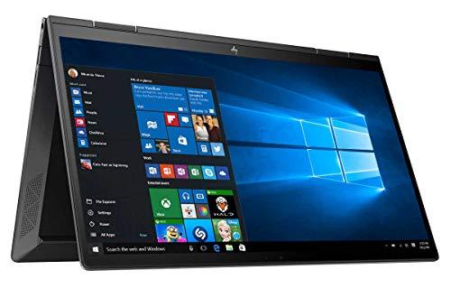 HP Envy x360 13.3' FHD Touchscreen 2-in-1 Laptop, AMD Ryzen7 4700U (Beat Intel i7-8850H), IPS, Backlit Keyboard, Bluetooth, Webcam, USB-C, Integrated AMD Radeon, Win 10 (8GB RAM | 256GB SSD)