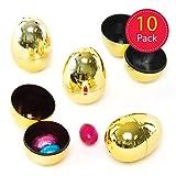 Regalini: i bambini ameranno questi giocattoli sorpresina scegli, ruota e svela il tuo giocattolo unico (non inclusi) Dolcetti pasquali: i bambini adoreranno la sorpresa che riempi per loro, perfetto da riempire con mini uova, cioccolatini, prelibate...