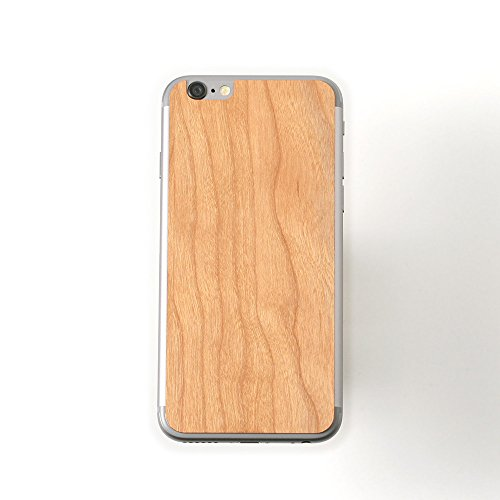 Lazerwood Plain Cherry Pelle per Apple iPhone 6