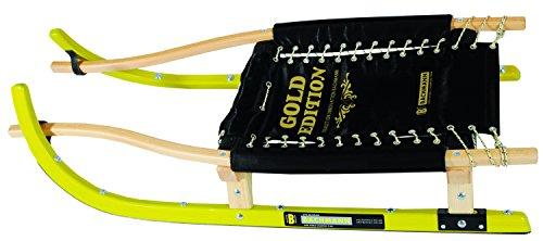 Sportrodel, Schlitten Gold Edition 185 - Bachmann Sportrodel Tourenrodel