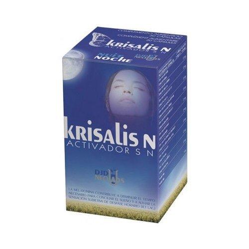 Krisalis Noche Activador Sist. Nerv. 30 Cápsulas de Djd Neolabs