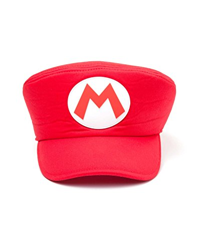Meroncourt Figurine Nintendo - Casquette Snapback - Super Mario Original