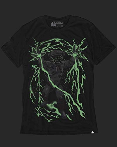 INTO THE AM Men's Graphic Tees – Cool Space Designs Novelty Graphic T-Shirts
