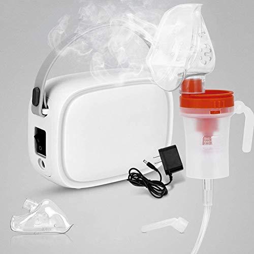 Draagbare Compressor Vernevelaar Inhalator Medicatie Kit Mini Handheld Home Kind Kinderen Stil