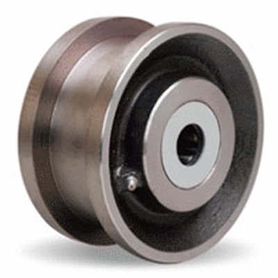 Double Flanged Track Wheel 5