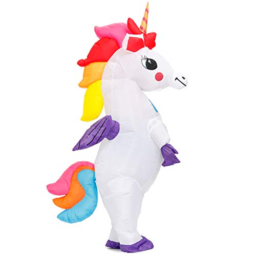 Adult Unicorn Inflatable Costume
