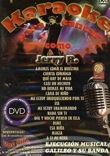 Karaoke Para Cantar Como JERRY RIVERA