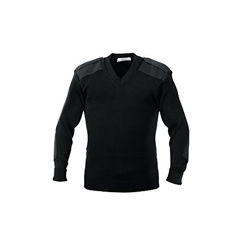 Wool Army Sweater Men's