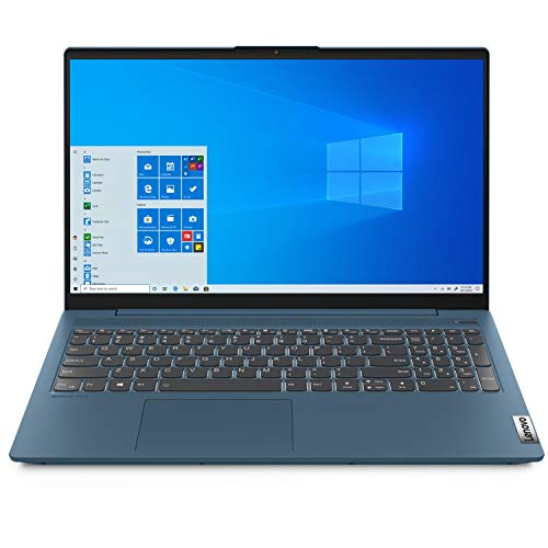 Lenovo IdeaPad 5 39,6 cm (15,6 Zoll) Full HD Notebook (Intel Core i7-1065G7, 16GB DDR4 RAM, 512GB PCIe SSD, NVIDIA GeForce MX350 2GB, Webcam, WLAN, Win 10 Home)