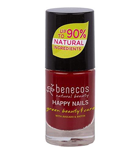 benecos Nagellack (Cherry Red)