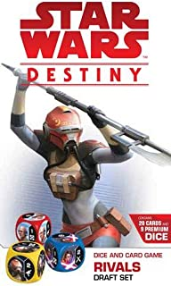 Fantasy Flight Games Star Wars: Destiny - Rivals Draft Set Board & Card Games