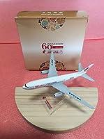 中国東方航空 60周年記念 飛行機模型 1:400スケール A330-200型機 日本未発売品