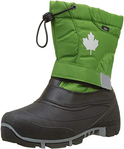 Canadians Mädchen 467 185 Schneestiefel, Grün (Green 704), 28 EU