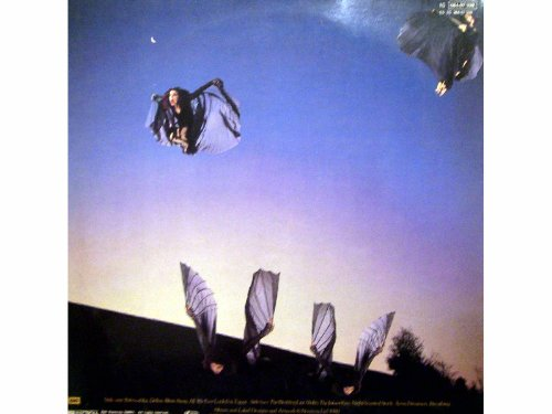 Never for ever (1980) / Vinyl record [Vinyl-LP] - 3