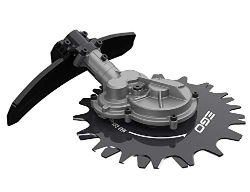 Ego - Cabezal desbrozadora y recogedor RTX2300 Rotocut de cuchillas contractuales.