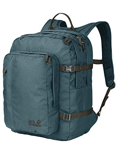 Jack Wolfskin BERKELEY bequemer Daypack, North Atlantic, ONE SIZE