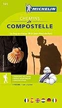 Michelin Map France ZOOM : Chemins de Compostelle 161 ; le puy-en-Velay ; Saint-Jean-Pied-de-Port (?dition 2012) (French Edition) by Michelin (2012-02-21)