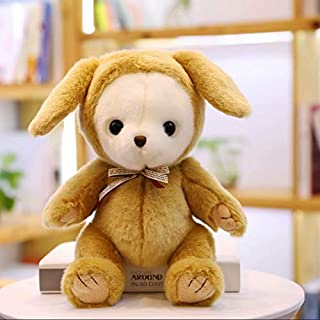 934564e336 GOONEE Bear Plush Toy - Teddy Bear Plush Toys Cute Small White Bear Stuffed  Toys Plush Dolls Kids Toys Boys Girls Birthday Gifts - 12 Inch Brown -  Animals ...