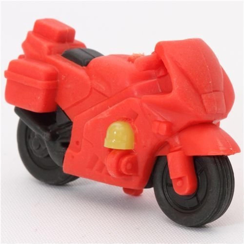 Iwako rot Motorcycle Eraser From Japan By by Iwako