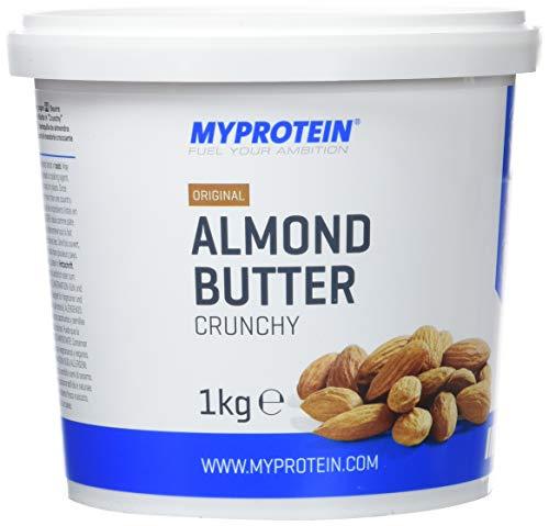 Myprotein Natural Almond Butter (1000g) 1 Unidad 1000 g