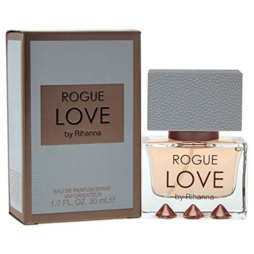 Rihanna Rogue Love by Rihanna EDP, 1er Pack (1 x 30 ml)