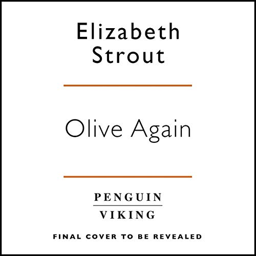 Olive, Again audiobook cover art