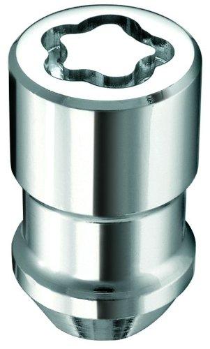 24157SU Radsicherungsmuttern SU (Standard) M12 x 1,5, Kegelsitz, Gesamtlänge 32,5 mm, SW19, Schlüsseldurchmesser 27,7 mm